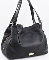 PAUL COSTELLOE Women's SOPHIE Handbag, Genuine Leather, Black, RRP £175