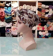 Turban Kopftuch Hijab Bone Khimar Sommer Chemomütze Kopfdeckung Stirnband Modern