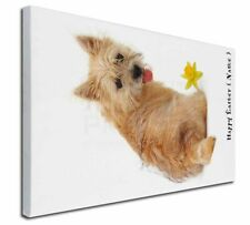 More details for cairn terrier personalised easter gift x-large 30