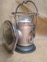 Delta Powerlite Vintage Railroad Lantern, Made In USA, Delta Electric Antique