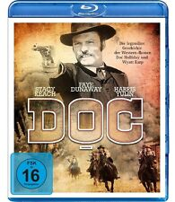 DOC - Stacy Keach, Faye Dunaway, Harris Yulin, Michael Witney   BLU-RAY NEU