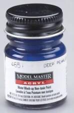 Testors Model Master Paint 4651 Deep Pearl Purple 1/2 oz