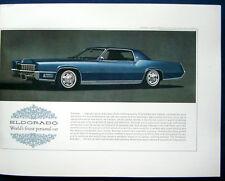 SERBATOIO Cadillac Fleetwood Eldorado Deville 65 66 67 68 69 70 TANKUHR BENZINA