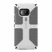 Speck Candyshell Grip Case HTC One M9 White Black