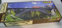FALLER 535 H0 BIETSCHTALBRÜCKE Bausatz 1:87 HO Neuw. OVP Eisenbahn Diorama