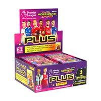 2020-21 Panini Premier League Adrenalyn Plus 36 Pack Box 216 Cards Total