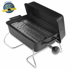 Portable Gas Grill Bbq Camping Propane Barbecue Burner Backyard Cooking Outdoor
