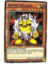 Yu-Gi-Oh - 3x amarillo aparato-SDGr-geargia Rampage