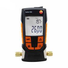 TESTO 552 Digital Vacuum Gauge Tester High-precision Absolute Pressure Gauge