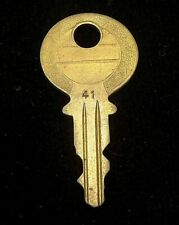 Ignition Switch KEY #41 from Briggs & Stratton Series #31-54, 1920's Vintage