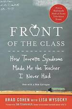 Front of the Class, Good Condition Book, Brad Cohen, ISBN 9780312571399