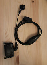 Nokia / EADS THR880 headset with PTT button (ONLY HEADSET)