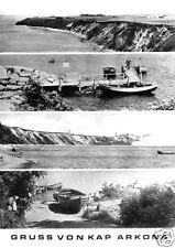 AK, Kap Arkona Rügen, vier Abb., 1974