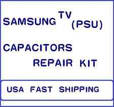 SAMSUNG TV (PSU) BN44-00202A  BN44-00200A CAPACITORS REPAIR KIT BN4400202A
