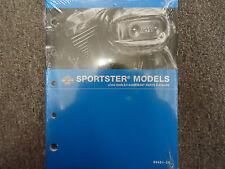 2008 Harley Davidson Sportster Models Parts Catalog Manual OEM x NEW