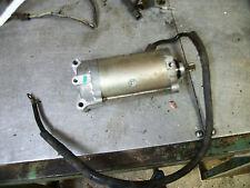 Honda CB 750 SOHC  starter motor FREE SHIPPING