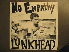 "NO EMPATHY / LUNKHEAD - SPLIT 7 "" SINGLE"