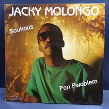 JACKY MALONGO Soukous Pon Pwoblem LM 6060 ANTILLES