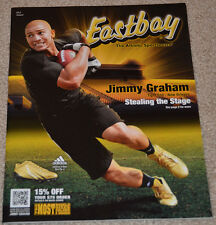 MINT! Eastbay Catalog JIMMY GRAHAM Cover New Orleans Saints Tight End ADIDAS