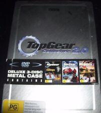 Top Gear 2.0 Limited Steelbook (Australia Region 4) DVD – Like New