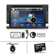 AUTORADIO MIT DVD GPS NAVIGATION TOUCHSCREEN BILDSCHIRM BLUETOOTH USB SD 2DIN