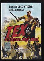 EBOND Tex E Il Signore Degli Abissi DVD EDITORIALE D568115