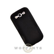 Samsung i9300 Galaxy S3 Hybrid Mesh Case Black Case Cover Shell Protector Guard
