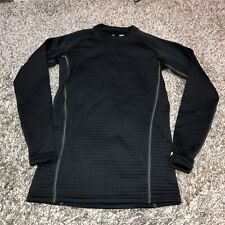 Under Armour Coldgear Base Layer 4.0 Fitted Long Sleeve Shirt Black Men's Small