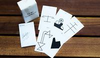 THE TAROT Minimalism Based on Rider Waite 78 Cards Deck