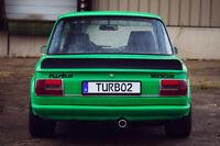 BMW 02 SERIES E10 E20 1602 1802 2002 TII SPOILER