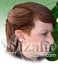 Sylvan Elf Fairy Pixie Hobbit Fantasy Cosplay LARP Halloween Costume Ear Tips