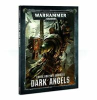 Warhammer 40K - Codex: Adeptus Astartes Dark Angels - Brand New!