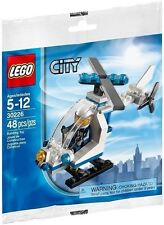 LEGO 30226 - CITY - Police Helicopter - Poly Bag Set - NEW