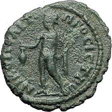 SEPTIMIUS SEVERUS 193AD Nicopolis ad Istrum HERMES MERCURY Roman Coin i58111
