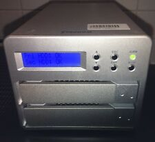 "STARDOM sohoraid SR2-WBS3 3.5"" SATA 2-BAY USB3.0 Firewire 800 Port eSATA 2 x 4 To disque dur"