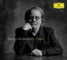 BENNY ANDERSSON (ABBA) - PIANO [CD] CD12 - NEW & SEALED