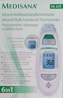 Medisana Infrarot Stirnthermometer kontaktlos Fieberthermometer Thermometer A75