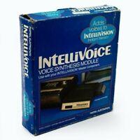 Intellivision - Intellivoice Voice Synthesis Module mit OVP