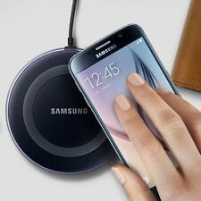 QI Wireless Charger Charging Dock Power Pad For Samsung Galaxy S6 S7 S8Plus