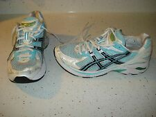 ASICS GT 2140 Women's Athletic Shoes Size 9 L@@K !!! BLUE BLACK WHITE