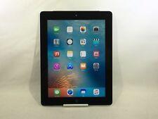 Apple iPad 4th Generation 32GB Black Unlocked Good Condition