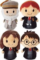 Hallmark Itty Bittys Soft Toy - Harry Potter Collection 4 to choose -All 4 - £25
