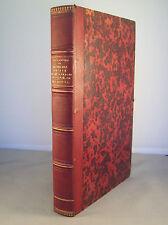 LA VIE ET LES OUVRAGES DU CHANCELIER DE L'HOSPITAL / A.H. TAILLANDIER / 1861