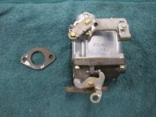 TSV24 TRACTOR CARB