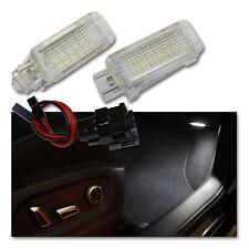 2x LED Modul Fußraumbeleuchtung für VW Golf Polo Passat Tiguan Sharan Touran....