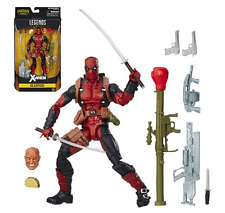 New Hasbro X-MEN Legends Series DEADPOOL 6-inch Figure (BAF JUGGERNAUT) 6""