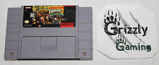 USED Donkey Kong Country 2 SNES (NTSC) Tested and Working! CART ONLY!