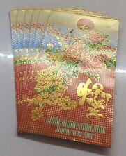6pcs-set Red Envelopes, Bao Lì Xì - Xuân - Chúc Như �