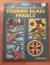 Innovative Stained Glass Panels by Dione Roberts - Stained Glass Pattern