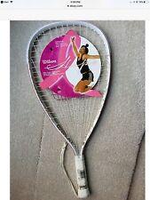 """Wilson Racquetball Racquet """"Hope"""" *Brand New*"""